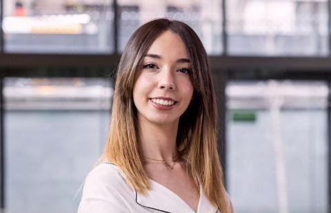 Paula Martín Beca de Excelencia Rafael del Pino 2017.