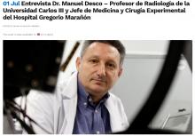 Entrevista Dr.Desco Genesis