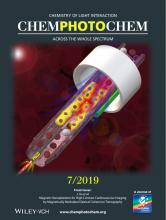 Portada Julio 2019 revista ChemPhotoChem